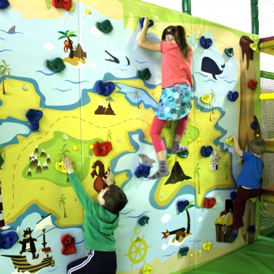 PlaystructureSectionSoftClimbingWalls